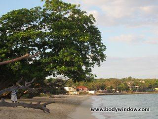 7-mile beach, Negril, Jamaica