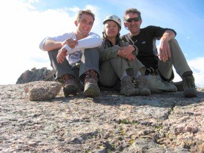 Jagged Mountain Summit, CO