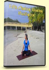 5th Chakra Healing Meditation, Neck Rotations