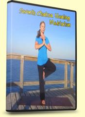 7th Chakra Healing Meditation, Tree Pose