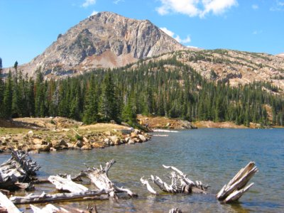 Jasper Lake, Indian Peak Wilderness, Colorado
