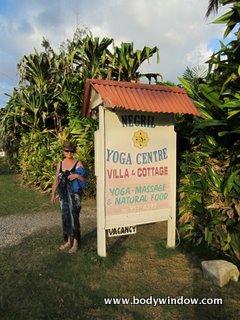 Negril Yoga Center, Negril Jamaica