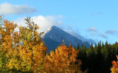 Peak One, Summit County, Breckenridge, Colorado