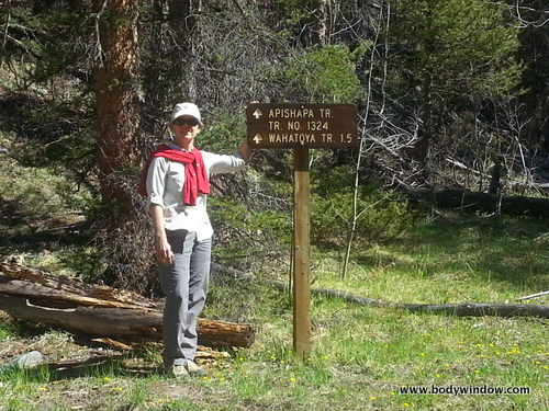 Apishapa Trailhead, near Cordova Pass, Cuchara, CO