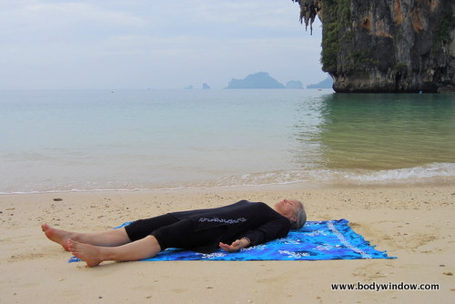 Savasana, or Corpse Pose - The Final Pose of Integration
