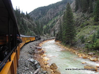 Durango and Silveton Narrow Gauge Railwa