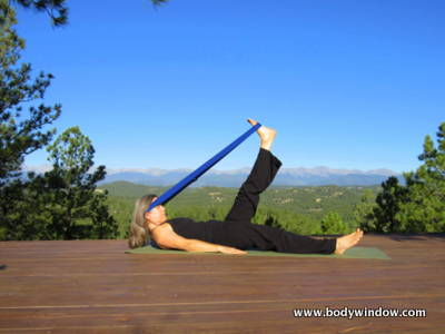 the yoga strap  the best yoga prop