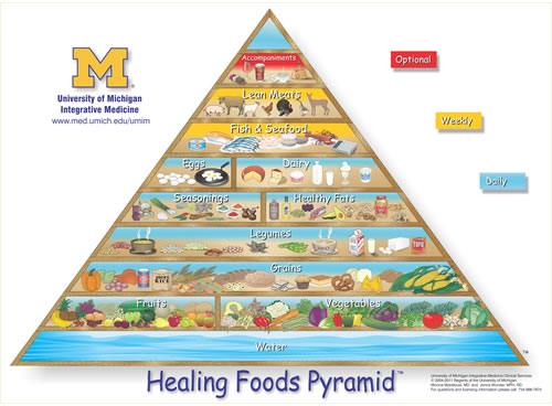 Re Thinking The Food Pyramid