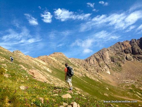 South Ridge, Jupiter Mountain, San Juan Mountains, Colorado