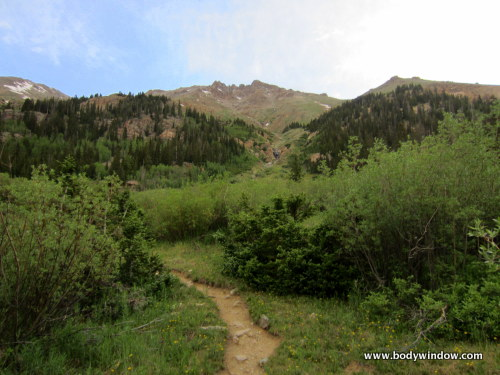 North Halfmoon Creek Trail