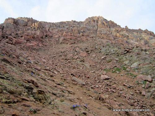 Upper Heights of Pigeon Peak