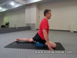 using yoga blocks  a great way to align yoga poses