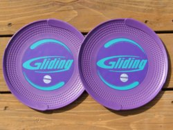 Plastic Gliding Discs for Carpet
