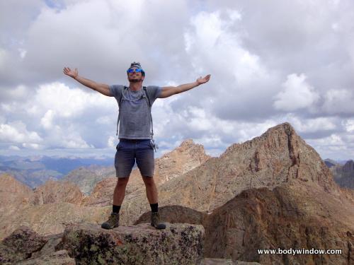 Jupiter Mountain Summit, San Juan Mountains, Colorado