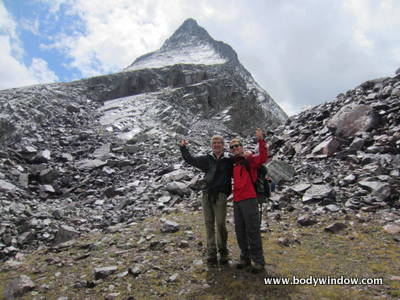 Wham Ridge, Vestal Peak
