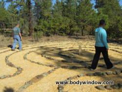 Walking the Labyrinth