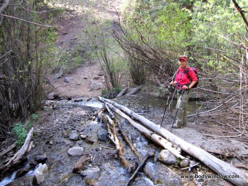 Williams Creek Crossing near Lake City, CO