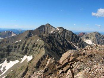 Castle Peak, Aspen, CO