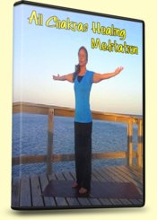 Chakra Balancing and Healing Meditation - Standing Twist with Arms Up