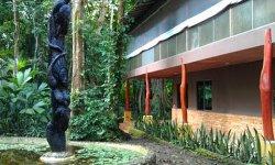 Goddess Garden, Yoga hall, Cahuita, Costa Rica