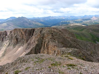 Half Peak, San Juan Mountains, Colorado