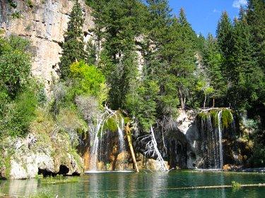 Hanging Lake, Glenwood Springs, CO
