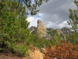 La Luz Trail, Albuquerque, NM