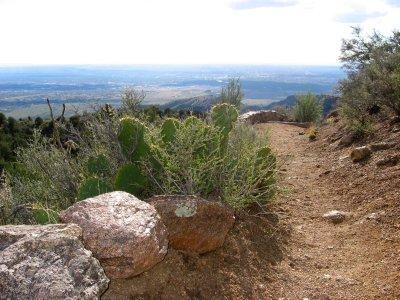 La Luz Trail, Sandia Peak, Albuquerque, NM
