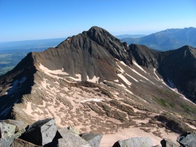 Wilson Peak, near Telluride, CO