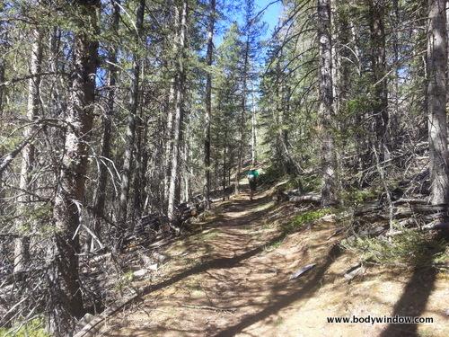 Apishapa Trail