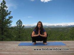 Yoga Garland Pose