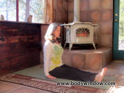 Yoga Staff Pose